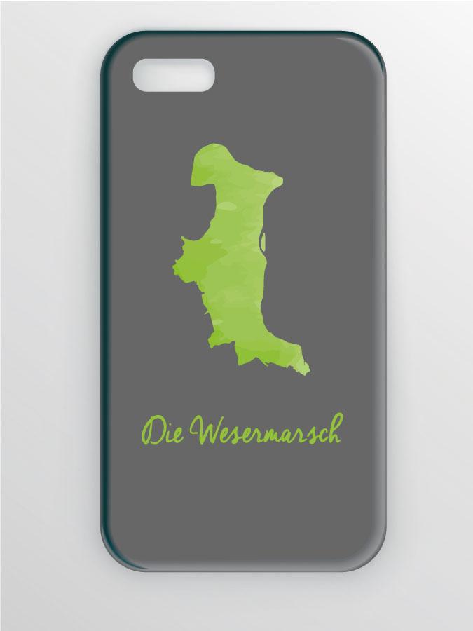 SmartphoneCase Wesermarsch