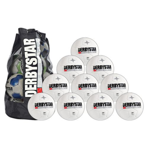 10er Derbystar Ballpaket Brillant TT   Ballsack