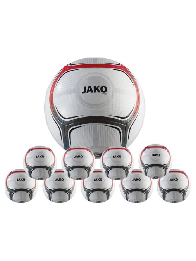Jako Trainingsball Speed 10er-Ballpaket (0)