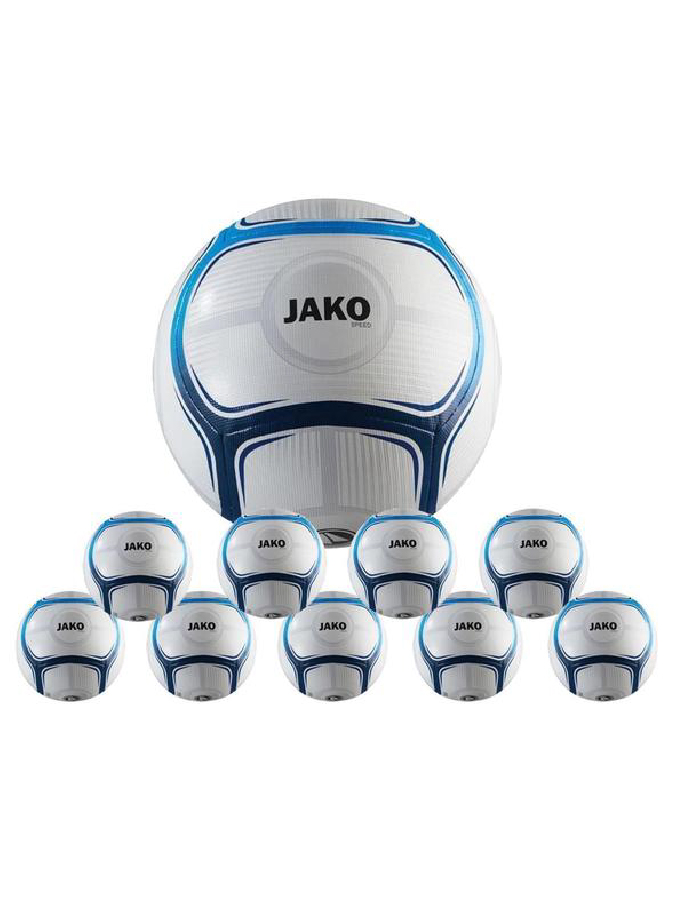Jako Trainingsball Speed 10er-Ballpaket