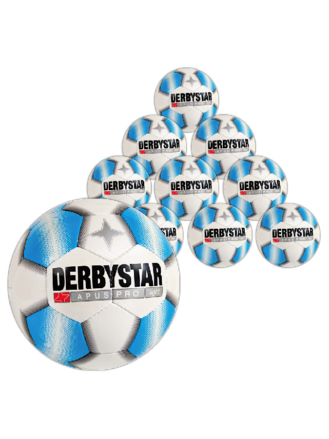 Derbystar Apus Pro Light 10er-Ballpaket