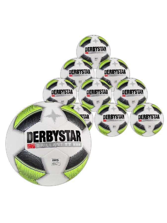 Derbystar Brillant TT 10er-Ballpaket