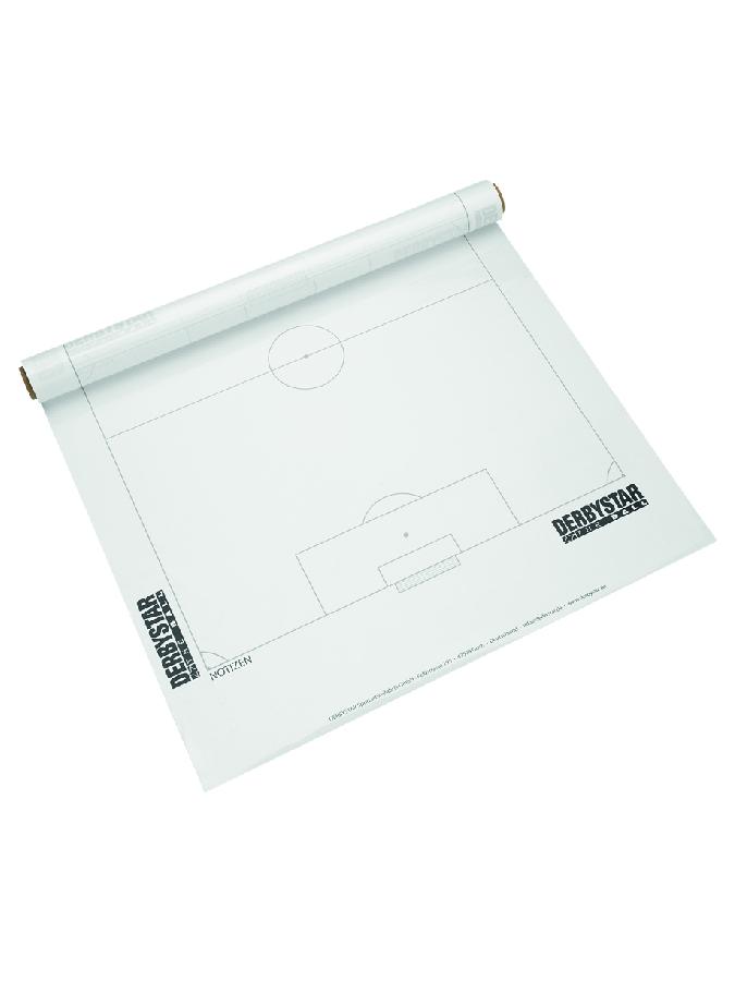 Spielplanfolie Fußball, 80 x 61 cm, 25 Blatt
