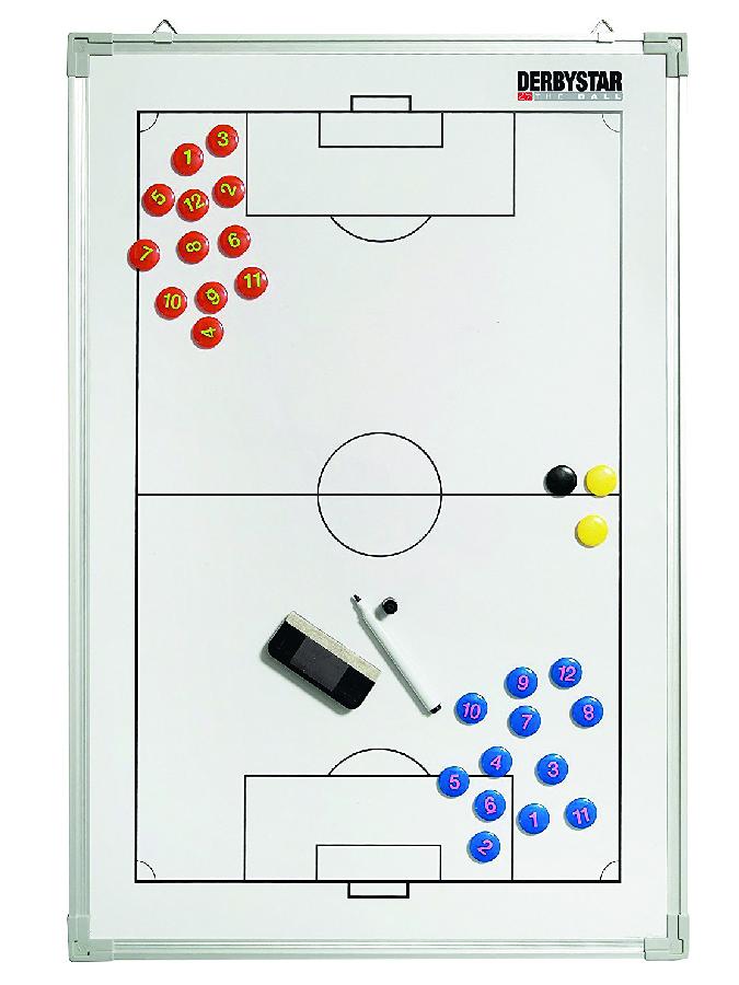 Fußball-Taktikboard 90 x 60 cm